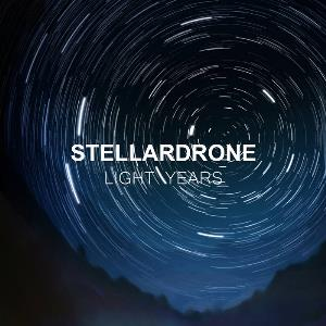 Light Years by STELLARDRONE album cover