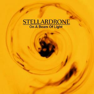 On A Beam Of Light by STELLARDRONE album cover