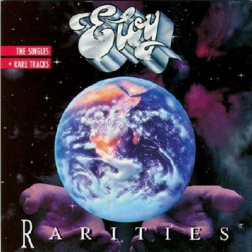 Eloy - Rarities CD (album) cover