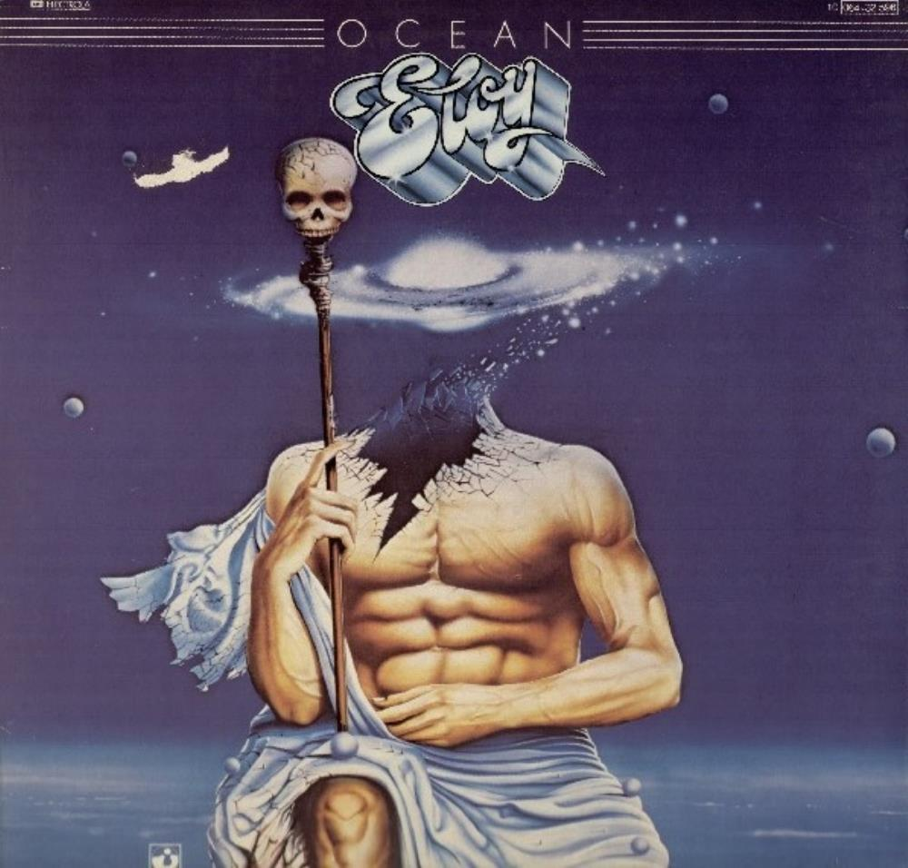 Eloy - Ocean CD (album) cover