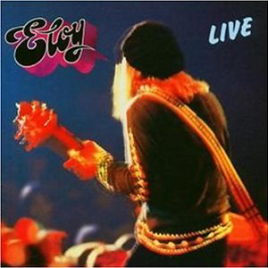 Eloy - Eloy Live CD (album) cover