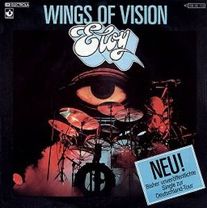 Eloy Wings Of Vision (Maxi) album cover