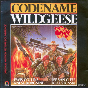 Eloy Codename Wildgeese album cover