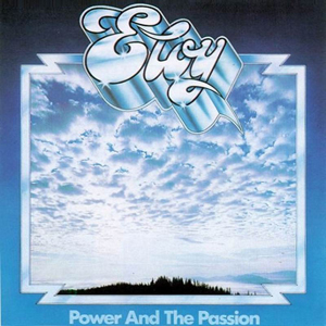 Eloy Power And The Passion album cover