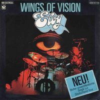 Eloy Wings Of Vision / Sunset album cover