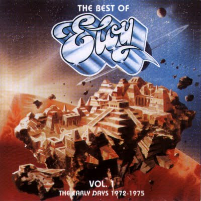 Eloy - The Best Of Eloy Vol. 1 The Early Days 1972-1975 CD (album) cover