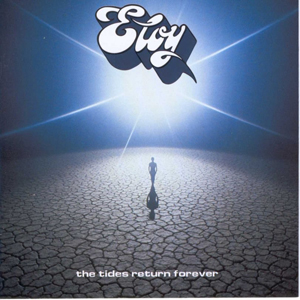 Eloy The Tides Return Forever album cover