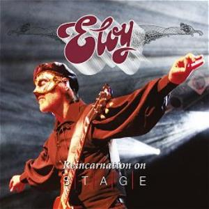 Eloy Reincarnation On Stage album cover