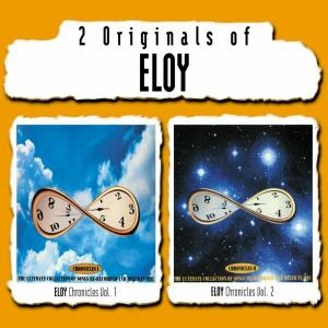 Eloy - Chronicles Vol. 1 & Vol. 2 CD (album) cover