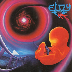 Eloy - Ra CD (album) cover