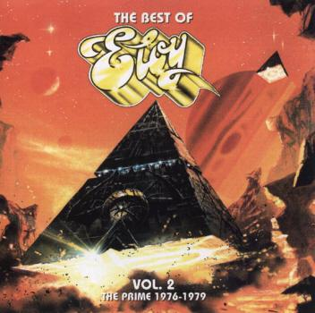 Eloy - The Best Of Eloy Vol. 2 The Prime 1976-1979 CD (album) cover
