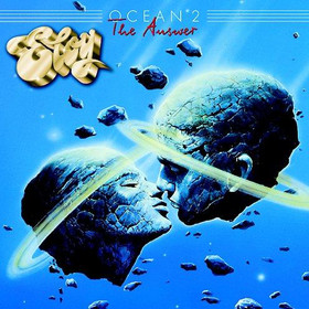Eloy - Ocean 2: The Answer CD (album) cover