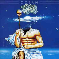 Eloy Ocean album cover