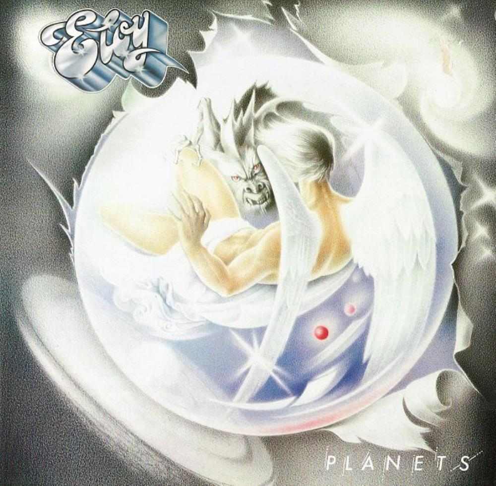 Eloy - Planets CD (album) cover