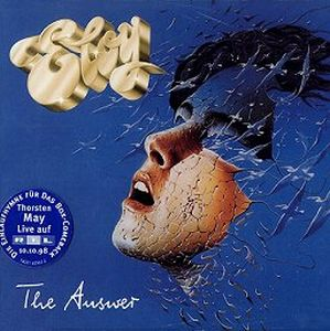 Eloy - The Answer CD (album) cover