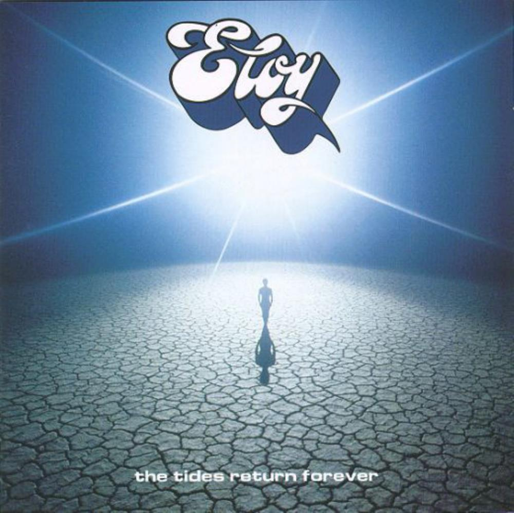 Eloy - The Tides Return Forever CD (album) cover