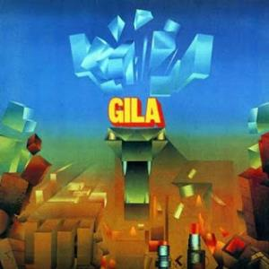 Gila - Gila - Free Electric Sound CD (album) cover