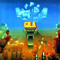 Gila Gila - Free Electric Sound album cover