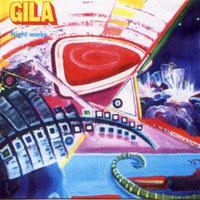 Gila Night Works album cover