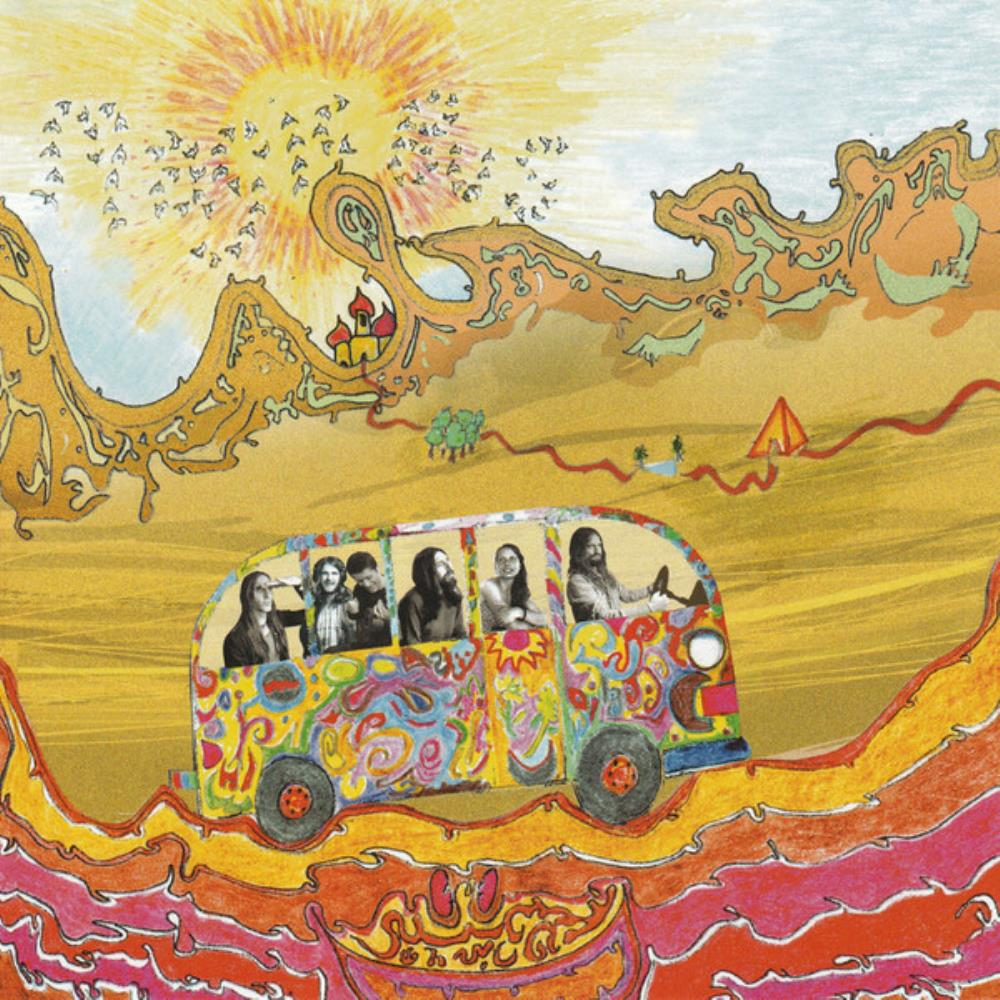 Magic Bus by MAGIC BUS album cover