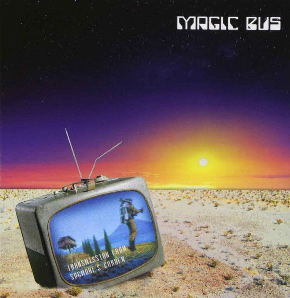 Magic Bus - Transmission From Sogmore's Garden CD (album) cover