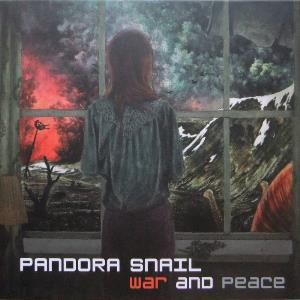 Pandora Snail War and Peace album cover