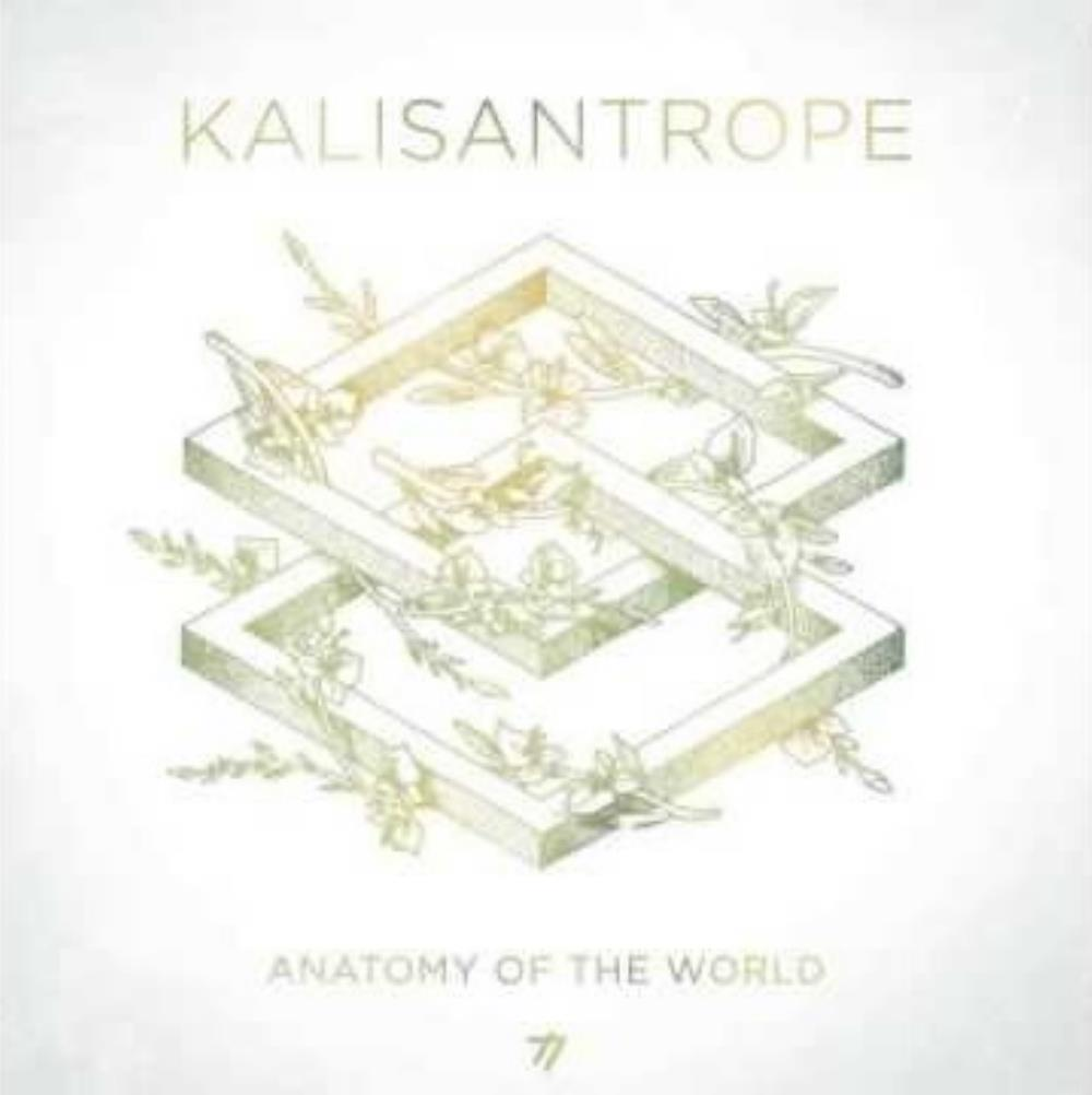 Anatomy Of The World by KALISANTROPE album cover