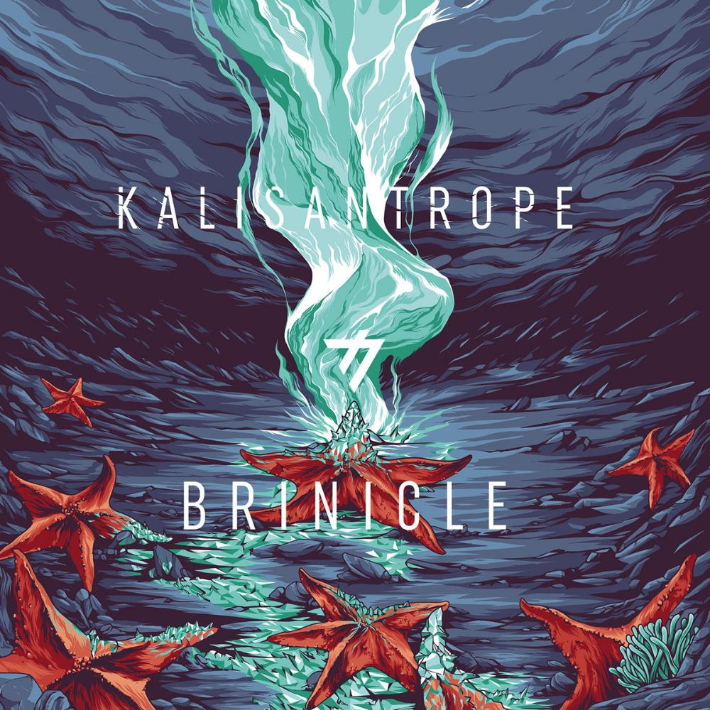 Brinicle by KALISANTROPE album cover