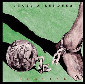 Ruggine by VUOTI A RENDERE album cover