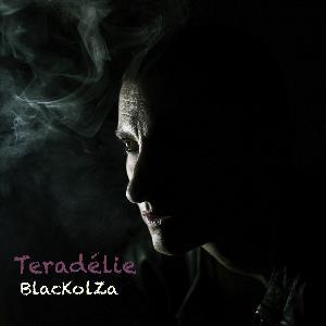 BlacKolZa by TERADÉLIE album cover