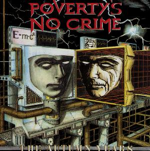 Poverty's No Crime - The Autumn Years CD (album) cover