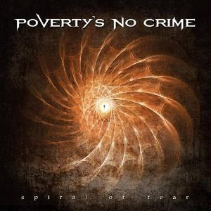 Spiral of Fear by POVERTY'S NO CRIME album cover