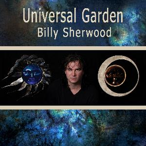 Billy Sherwood - Universal Garden CD (album) cover
