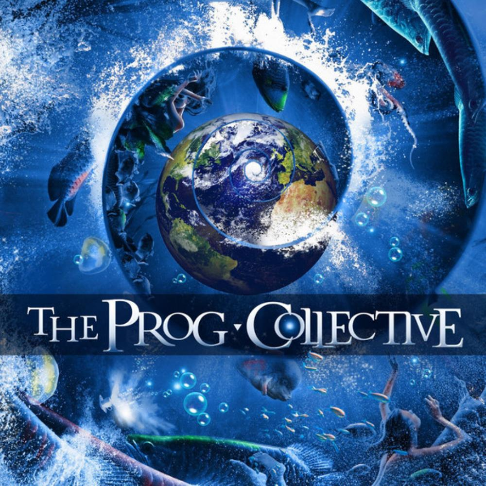 Billy Sherwood - The Prog Collective CD (album) cover