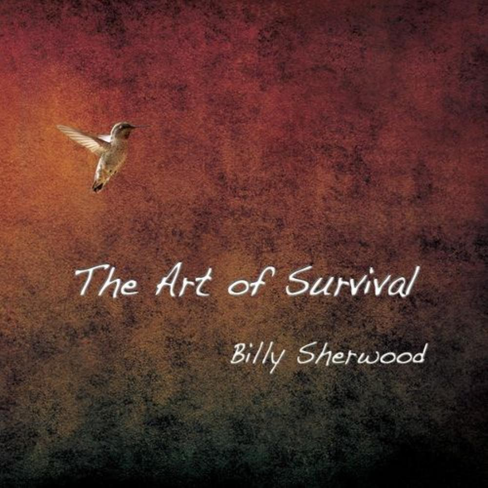 Billy Sherwood - The Art Of Survival CD (album) cover