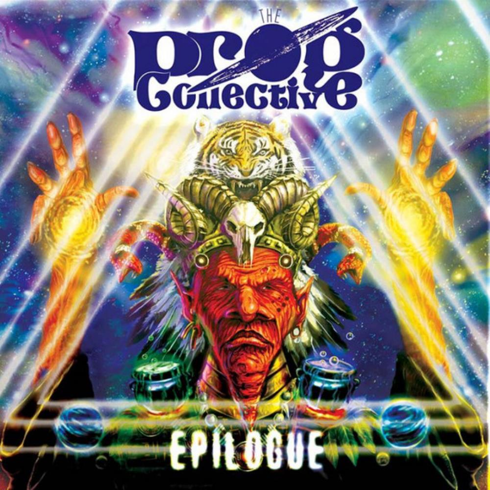 The Prog Collective: Epilogue by SHERWOOD, BILLY album cover