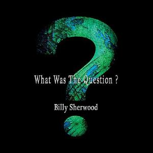 What Was the Question? by SHERWOOD, BILLY album cover