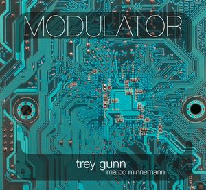 Trey Gunn Modulator (with Marco Minnemann) album cover