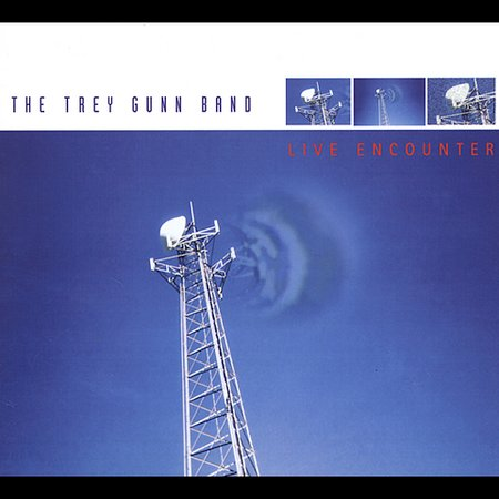 Trey Gunn Live Encounter  album cover