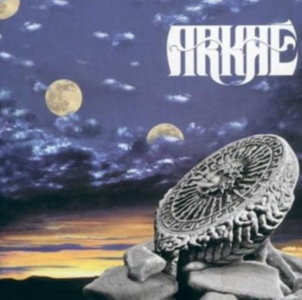 Arkhe by ARKHE' album cover