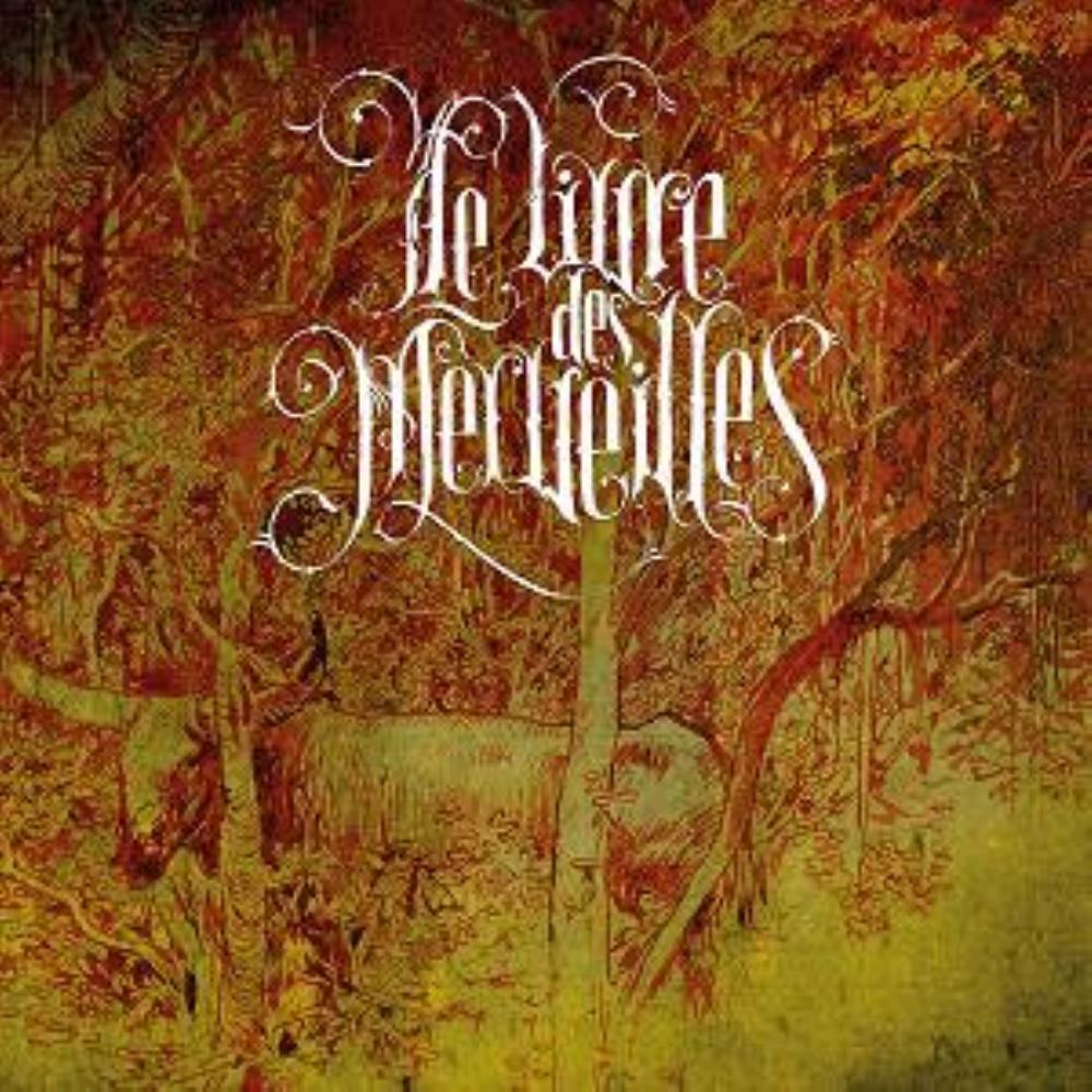 Le livre des merveilles by CHROMB! album cover