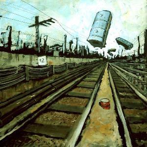 I by CHROMB! album cover