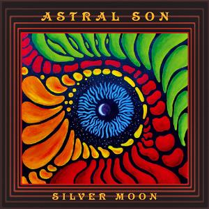 Silver Moon by ASTRAL SON album cover