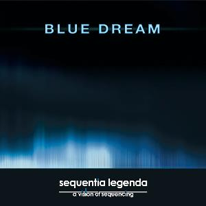 Blue Dream by SEQUENTIA LEGENDA album cover