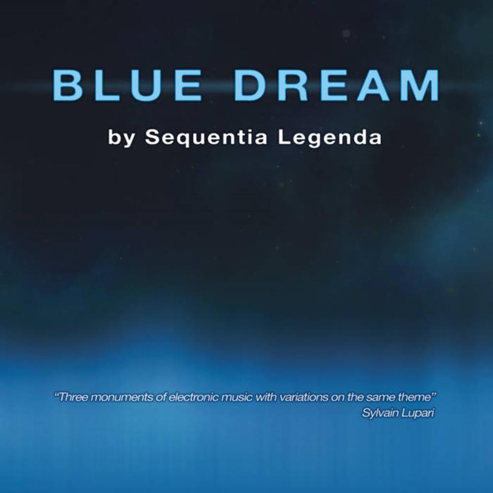 Blue Dream by SEQUENTIA LEGENDA album cover