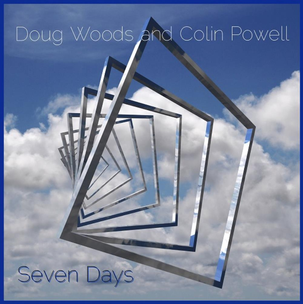 Seven Days by DOUG WOODS & COLIN POWELL album cover