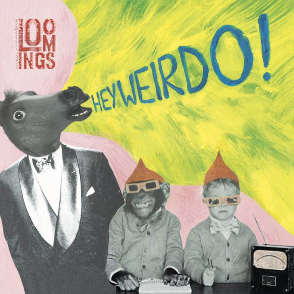 Loomings - Hey Weirdo! CD (album) cover