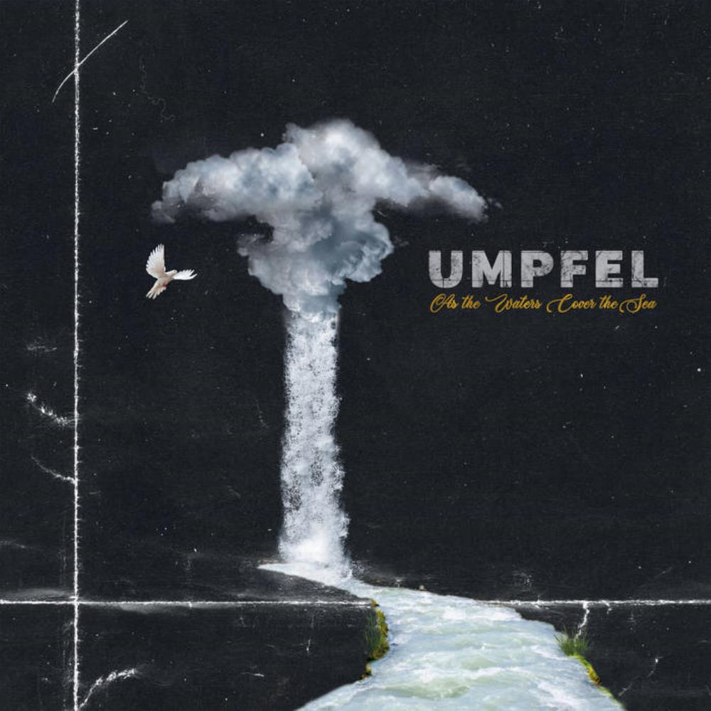 Umpfel - As the Waters Cover the Sea CD (album) cover