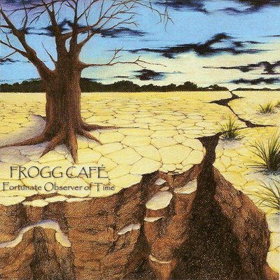 Frogg Cafe Fortunate Observer Of Time album cover