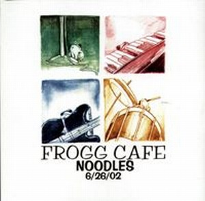 Frogg Cafe - Noodles CD (album) cover